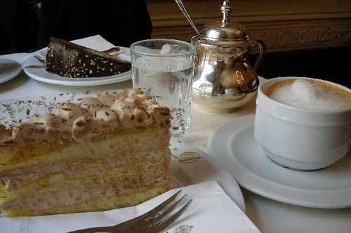 カフェデーメル ケーキ